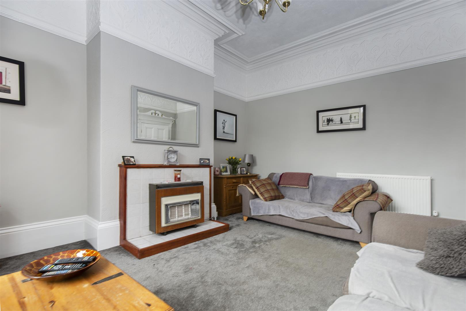 Formal dining room/ Second sitting room